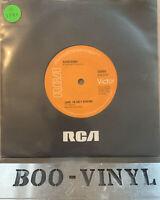 "David Bowie – John I'm Only Dancing – 7"" Vinyl – 1972 RCA 2263 EX / VG+"