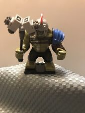 New Custom LEGO Minifigure Marvel Superhero The Hulk Thor Ragnarok Movie