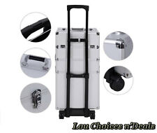 Make Up Travel Case Box Professional Cosmetic Large Trolley Storage Beauty Carry