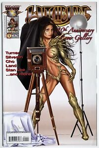 2005 WITCHBLADE 10th Anniversary Cover Gallery #1 Top Cow Image Comics NM