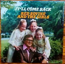 "RED SOVINE & THE GIRLS ""It'll Come Back"" BRAND NEW FACTORY SEALED 1974 Chart LP"