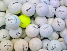 100 Pratique Balles de golf Titleist Nike Srixon Callaway Wilson Taylormade