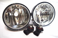 Fog Driving Light Lamp W/Bulb One Pair for 2011 Ford F Series F150 Pickup Truck