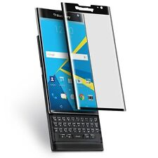 Panzerglas für Blackberry Priv Panzerglas Full Cover in Schwarz Displayschutz