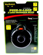 Weed Warrior Push-N-Load TRIMMER HEAD WEED