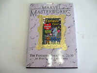 Marvel Masterworks vol. 13: The Fantastic Four 21-30 Variant Cover 500 Copies