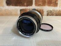 [Exc] Nikon Nikkor-Q Auto 135mm F3.5 Non-Ai MF Lens from Japan #512