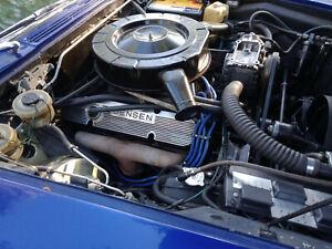 Jensen Interceptor V8 Formula Power ORIGINAL 10mm RACE PERFORMANCE lead Set