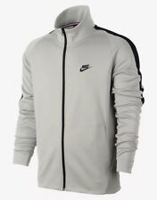 Nike N98 Giacca Sportiva sportswear lifestyle Uomo con TASCHE a ZIP cotone