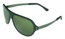 Serengeti Alice 7819 Women's Sunglasses - Satin Black Frame - Polarized PHD Lens