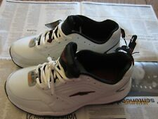New with Tags Avia Men's Front Runner Extra Wide (4E) Athletic Shoes-WHITE Sz 10