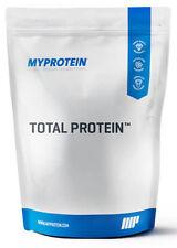 Myprotein 2,5kg Total proteine, caseina molkenisolat albume caseina VANIGLIA POLVERE