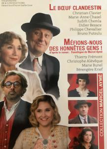 COFFRET 2 DVD - LE BOEUF CLANDESTIN + MEFIONS-NOUS... / AYME, CLAVIER, CHAZEL