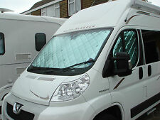 FIAT DUCATO INNER SILVER INSULATION SCREEN 2006 ONWARDS -  REMIS BLINDS VERSION