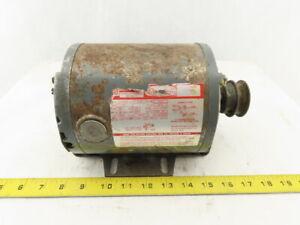 Dayton 5K601B 1/3Hp 1725RPM 1Ph 115V Split Phase 48 Frame Electric AC Motor