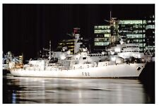 Postcard Royal Navy Ship Type 23 Frigate HMS Somerset F82, London 2006 17D
