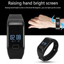 Inteligente Reloj Pulsera Deportiva Impermeable OLED Pantalla Para Android IOS