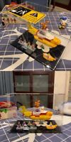 Display case for LEGO The Beatles Yellow Submarine 21306 (Aus Top Rated Seller)