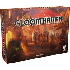 Gloomhaven [Board Game, Cephalofair Games, Miniatures, Fantasy, Tactical Combat]