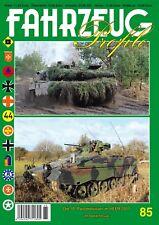 FAHRZEUG Profile 85 Die 10. Panzerdivision im HEER2011