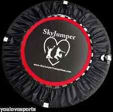 SkyJumper 40 Inch Foldable Trampoline , Exercise rebounder, mini trampoline