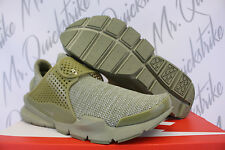 buy popular 60646 b56f9 NIKE SOCK DART BR SZ 12 BREATHE TROOPER OLIVE GREEN 909551 200