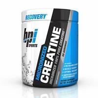 BPI Sports Micronized 100% Pure Creatine Monohydrate 60 Serves