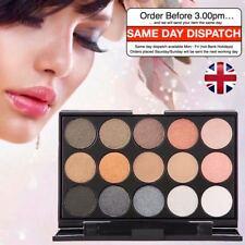 Morphe Eyeshadow Palette Glam Eye Shadows 15 Long Lasting Nude Neutral Makeup