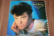 "Paul Young – wherever I Lay My Hat (1983) VINILE (12"") (CBS – TA 3371)"
