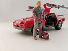 RARE M.A.S.K. Original ThunderHawk Matt Trakker with figure maskVINTAGE 80S TOY