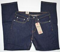 Levis 514 Straight Leg Regular Fit Stretch Denim Men's Jeans NEW