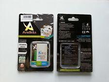 Batteria maggiorata originale ANDIDA 2100mAh x Samsung Galaxy S5 Mini SM-G800F