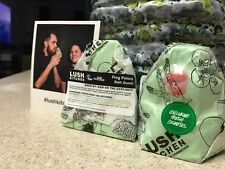 LUSH UK KITCHEN Frog Prince  Bath Bomb  SOLD OUT IN KITCHEN