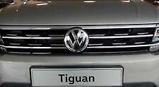 TERZA RIGA CROMATA MASCHERINA ANTERIORE VW TIGUAN ORIGINALE