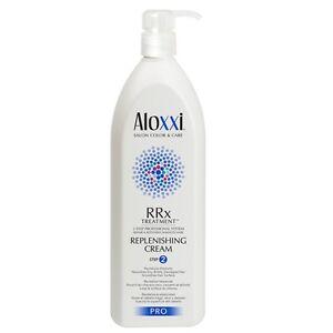 ALOXXI Hair Care RRX Treatment Replenishing Cream 1000 ml / 33.8oz