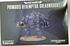 Warhammer 40k: Space Marines Primaris Redemptor Dreadnought (48-77) NIB