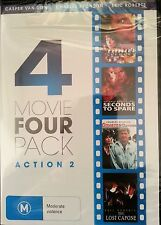 Movie 4 Pack -Action 2 -Thrill Seeker/Seconds Spare/Donato & Daughter/LostCapone