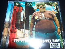 Fatboy Slim You've Come A Long Way Baby (Australia) CD – Like New