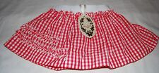 Miss Grant Gingham Baby girl Skirt 18 month - Brand New with tags!
