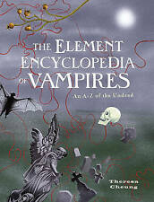 The Element Encyclopedia of Vampires, Good, Theresa Cheung, Book