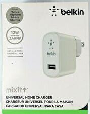 Belkin MIXIT Metallic Micro USB Home and Wall Charger (2.4 Amp / 12 Watt)