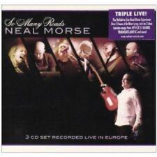 NEAL MORSE So Many Roads DELUXE 3 CD SET.  LIVE SET from the SPOCK'S BEARD vet.