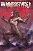 🚨🌔 WEREWOLF BY NIGHT #1 LUCIO PARRILLO CK Exclusive Trade Dress / Pre-Sale‼️
