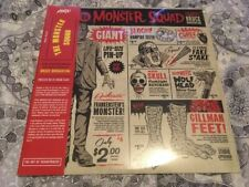 THE MONSTER SQUAD *SOLD OUT* MONDOCON RED VINYL SOUNDTRACK BRUCE BROUGHTON