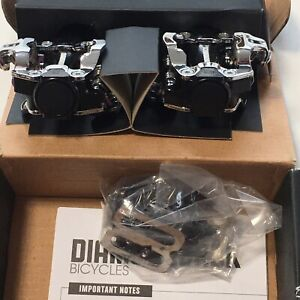 Brand New Diamond Back Mountain Pedals - Axis Clipless