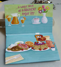 American Greetings Kind Funny  Mothers Day Greeting Card Pop Up  FREE SHIPPING
