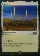 FOIL  Karakas  - ULTIMATE MASTERS -  englisch  (near-mint +)  * legendary Land *