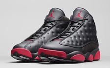 Nike Air Jordan 13 XIII Retro Dirty Bred Size 15 Black Gym Red 414571-003