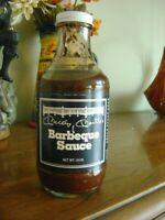 VINTAGE MICKEY MANTLE RESTAURANT BBQ SAUCE SEALED RARE