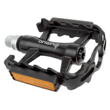 Origin-8 Classique Pro Pedals Or8 Clasiq Pro Sealed 9/16 Bk/bkw/reflectors
